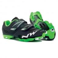 Pantofi NORTHWAVE MTB Hammer Junior negru-mat
