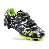 Pantofi NORTHWAVE MTB Hammer Junior camo-galben