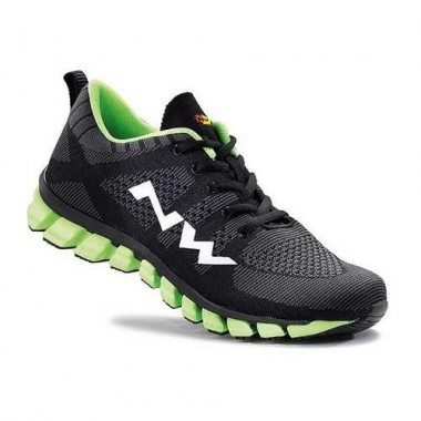 Pantofi NORTHWAVE City Podium 2 negru-galben-fluo