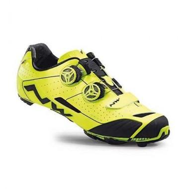 Pantofi NORTHWAVE MTB Extreme XC galben