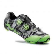 Pantofi NORTHWAVE MTB Extreme XC verde-camo