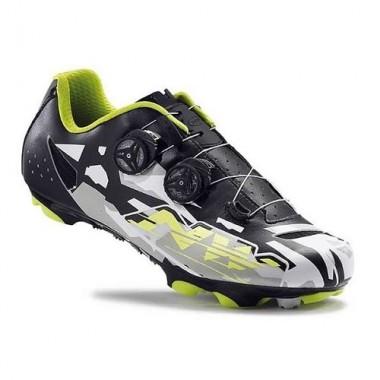 Pantofi NORTHWAVE MTB Blaze Plus camo-negru