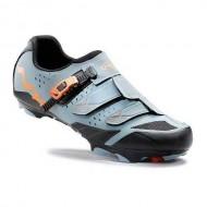 Pantofi NORTHWAVE MTB Scream SRS gri-negru-portocaliu