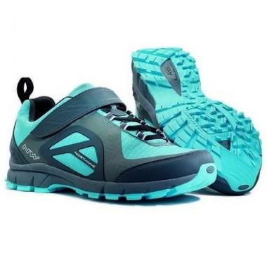 Pantofi de damă all terrain NORTHWAVE Escape antracit-albastru