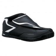 Pantofi SHIMANO SH-AM41 All Mountain negru/alb mărime 42