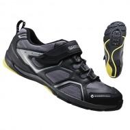 Pantofi SHIMANO SH-CT70 Touring negru mărime 44
