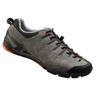 Pantofi SHIMANO SH-CT80 Click-R gri/portocaliu mărime 42