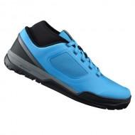 Pantofi SHIMANO SH-GR700 MTB albastru/negru mărime 42