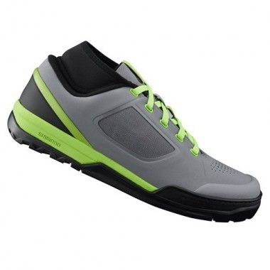 Pantofi SHIMANO SH-GR700 MTB gri/verde mărime 45