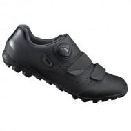 Pantofi SHIMANO SH-ME400 Off-Road/Mountain Enduro negru mărime 41
