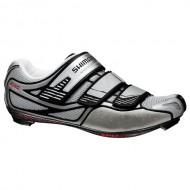 Pantofi SHIMANO SH-R160 Road gri/negru mărime 42