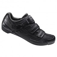 Pantofi SHIMANO SH-RP300 Road Performance Wide negru mărime 44