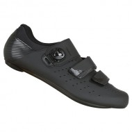Pantofi SHIMANO SH-RP400 Road Performance Wide negru mărime 43