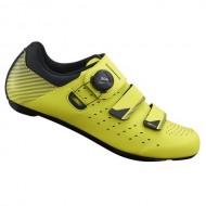 Pantofi SHIMANO SH-RP400 Road Performance galben mărime 43