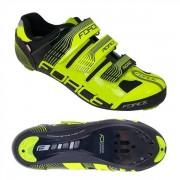 Pantofi FORCE Spike fluo/negru 42