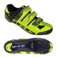 Pantofi FORCE Spike fluo/negru 41
