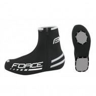 Husă protecţie pantofi FORCE - negru mărime M (40-42)