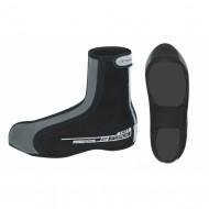 Husă protecţie pantofi FORCE Hot Extreme Neopren negru mărime 3XL (48-50)