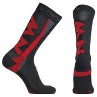 Șosete NORTHWAVE Extreme Winter negru/roșu mărimea L (44-47)