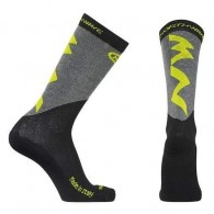 Șosete NORTHWAVE Extreme Winter Pro galben/negru mărimea L (44-47)
