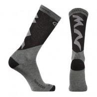 Șosete NORTHWAVE Extreme Winter Pro gri/negru mărimea L (44-47)