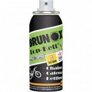Lubrifiant lant BRUNOX TOP-KETT - spray 100 ml