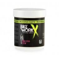 Vaselină BIKEWORKX Silicon Star - 100 grame