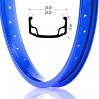"""Jantă BEFLY BMX Ace 20"""" - 36H albastru"""