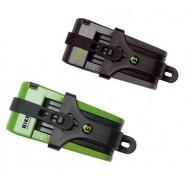 Lacăt BIKEFUN X-Safe folding 700 mm - cu cheie