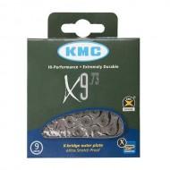 Lanț KMC X9-73 - 9 viteze