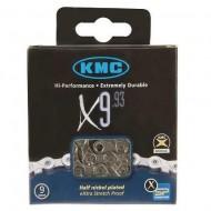 Lanț KMC X9-93 - 9 viteze