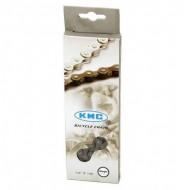 Lanț KMC Z510H - 1 viteză argintiu