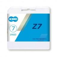 Lanț KMC Z7 - 7,8 viteze (old z50)