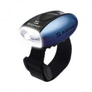 Lampă SIGMA Micro albastru KR