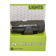 Far BIKEFORCE Blinder 200 LM USB negru