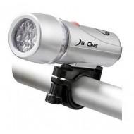 Far RPC (L) 5 LED argintiu