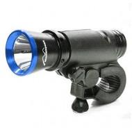 Far RPC 5W-270L 1 LED negru/albastru