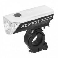 Far FORCE 3 LED alb/negru