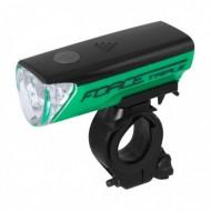 Far FORCE 3 LED negru/verde