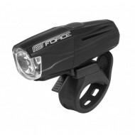 Far FORCE Shark USB 1 LED 500Lm negru