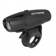Far FORCE Shark USB 1 LED 700Lm negru