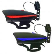 Far cu sonerie incorporată RPC 250 lumeni USB
