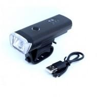 Far EASTPOWER EBL-046R USB 1LED / 300 Lm / senzor lumină