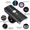 Far EASTPOWER EBL-3607 1LED USB 5W / 350 Lm / Sonerie / Senzor de Lumină