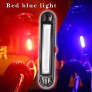 Avertizor fata sau spate RPC Z, cu acumulator si USB, roşu-albastru