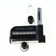 Lumini RPC spiţe 14 LED multicolor