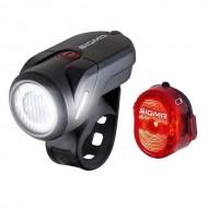 Far/avertizor SIGMA Aura 35 Lux + SIGMA Nugget Flash II
