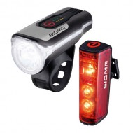 Far/avertizor SIGMA Aura 80 Lux + SIGMA Blaze