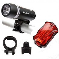 Far/avertizor STAND Colt (L) 5x5 LED negru