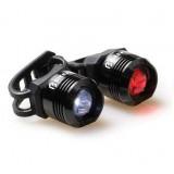 Avertizoare BIKEFUN Knob 1+1 LED